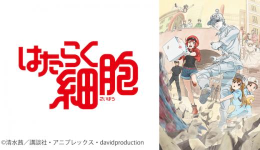 【2018年夏アニメ】U-NEXTでは夏アニメが超充実!見逃し配信多すぎ!!