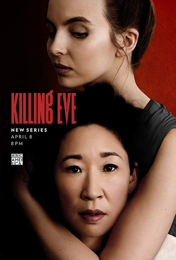 ドラマ『キリング・イヴ/Killing Eve』ジャケット画像