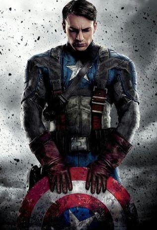 スティーブ・ロジャース/キャプテン・アメリカ(クリス・エヴァンス)画像