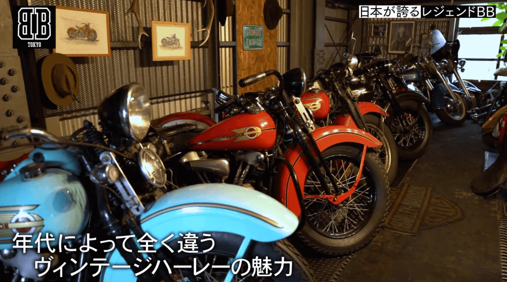 TOKYO BB#16 レジェンドBB&オリジナルバイクでツーリング画像2