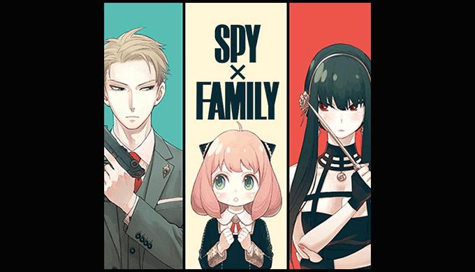 SPY×FAMILY(スパイファミリー)アイキャッチ